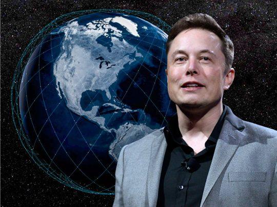 اینترنت ماهواره ای ایلان ماسک تا سال 2020 راه اندازی می شود
