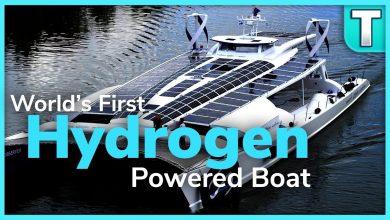 Photo of نور، آب و باد منابع انرژی این قایق هستند