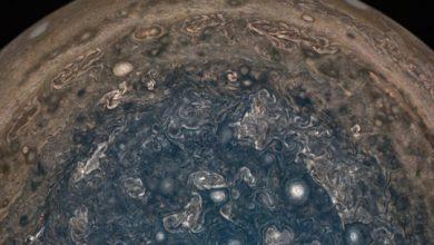 Photo of بررسی ابرهای سیاره مشتری توسط ناسا