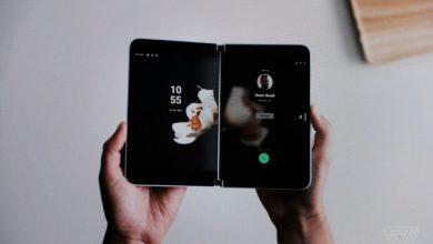 Photo of سرفیس نئو ، با دو نمایشگر مجزا و مجهز به ویندوز ویژه 10X