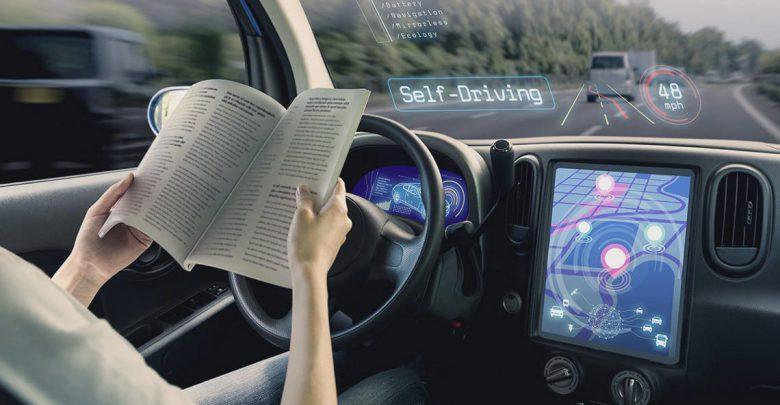 استفاده از خودروهای خودران در آینده نزدیک