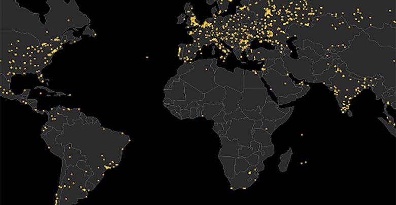 مایکروسافت به گسترش اینترنت در مناطق مختلف جهان کمک میکند