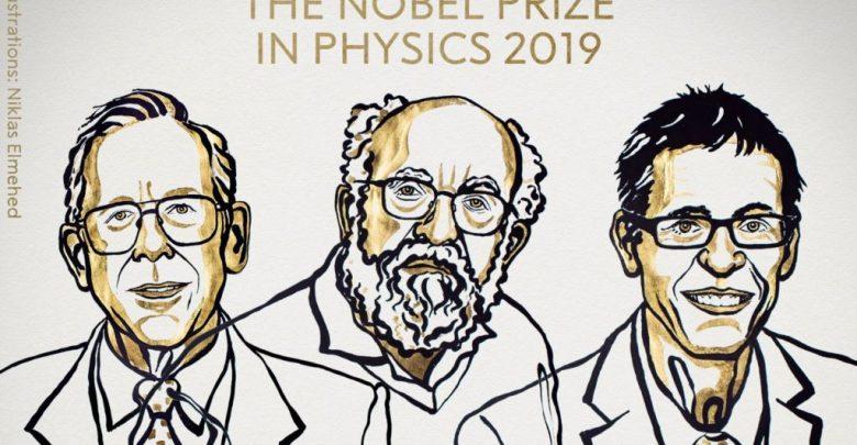 برندگان جایزه نوبل فیزیک 2019