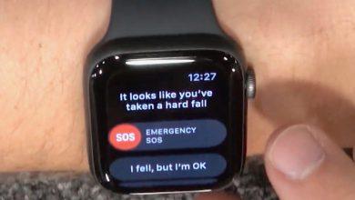 Photo of ویژگی تشخیص سقوط اپل واچ توانست جان مردی را نجات دهد