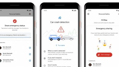 Photo of اپلیکیشن جدید گوگل به کاربران در تصادف جاده ای کمک میکند