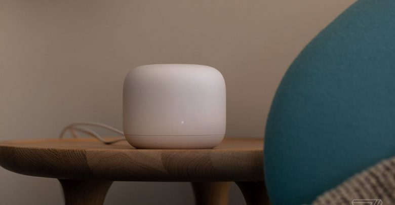 روتر مش نست وای فای گوگل همراه با دستیار صوتی