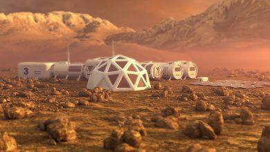 Photo of ساخت شهر مریخی تا 20 سال آینده