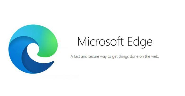 بتکار جدید مایکروسافت در نمایش لوگوی جدید مرورگر اج