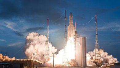 Photo of پرتاب موفقیت آمیز موشک آریان به فضا