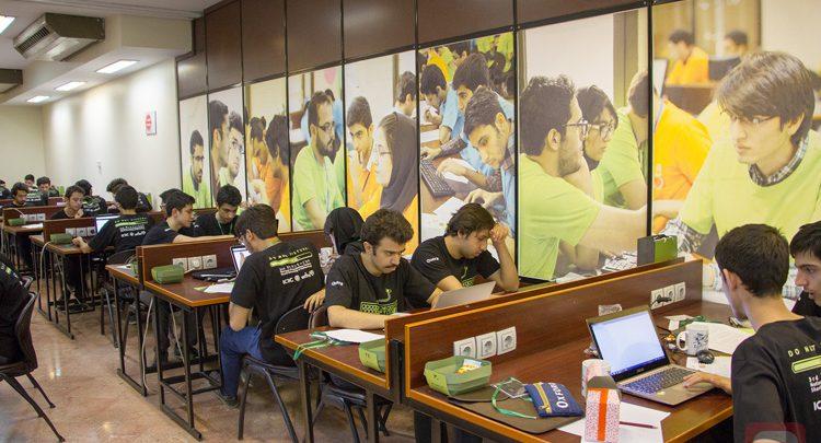 سومین دوره مسابقات برنامه نویسی دانشگاه شریف