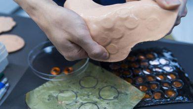 Photo of ایجاد حس لامسه در معلولین با کمک پوست پوشیدنی