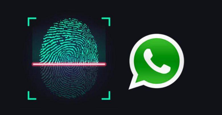 بروزرسانی جدید واتساپ ؛ استفاده از اثر انگشت در ورود به این پلتفرم