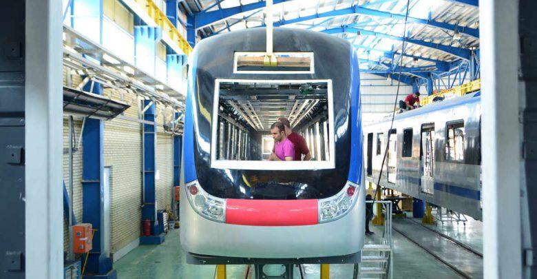 استفاده از شرکتهای دانش بنیان ایرانی در گسترش ناوگان مترو
