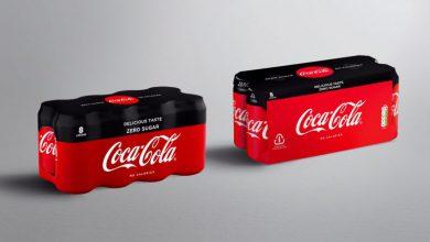 Photo of شرکت کوکاکولا پیش قدم در استفاده از کاغذ به جای بسته بندی پلاستیکی