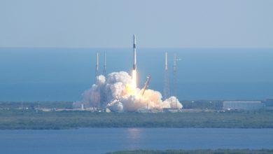 Photo of اسپیس چین کیف پول بیت کوین خود را به فضا پرتاب کرد