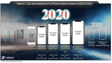 Photo of اپل سال 2020 بیش از 5 مدل آیفون عرضه می کند