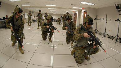 Photo of سربازان آمریکایی در محیط مجازی آموزش خواهند دید