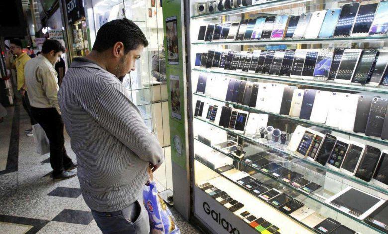 رکورد واردات قانونی تلفن همراه به کشور شکسته شد