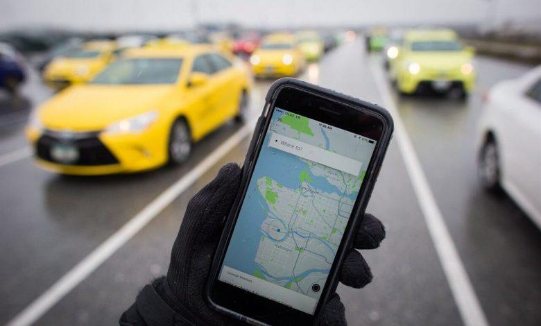 تاکسی های اینترنتی 1.5 درصد از هزینه های سفر را به شهرداری می پردازند