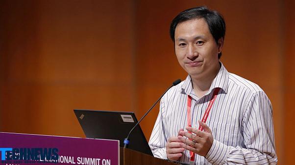 دانشمند چینی پس از اصلاح ژنتیک به جرم اقدام غیرقانونی پزشکی محکوم شد