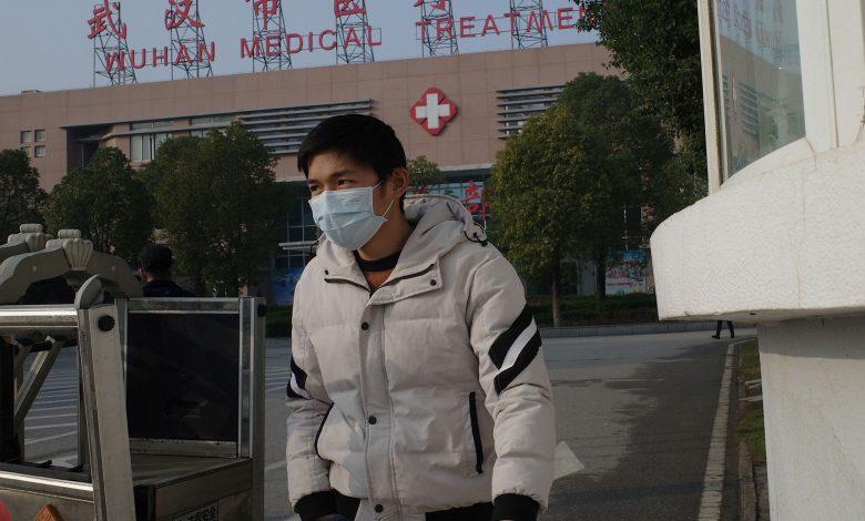 انتشار ویروسی شبیه به سارس در منطقه شرق آسیا