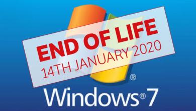 Photo of امروز پشتیبانی از ویندوز 7 توسط مایکروسافت پایان مییابد