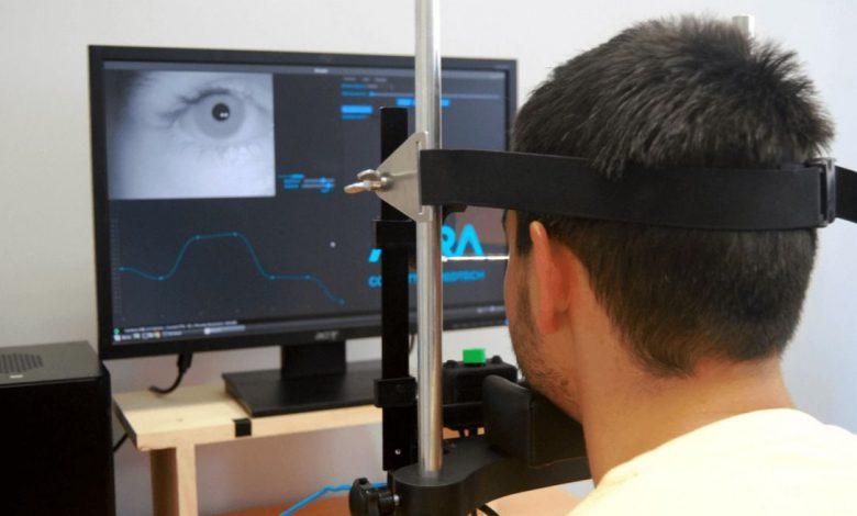 استفاده از حرکات چشم در تشخیص بیماریهای عصبی