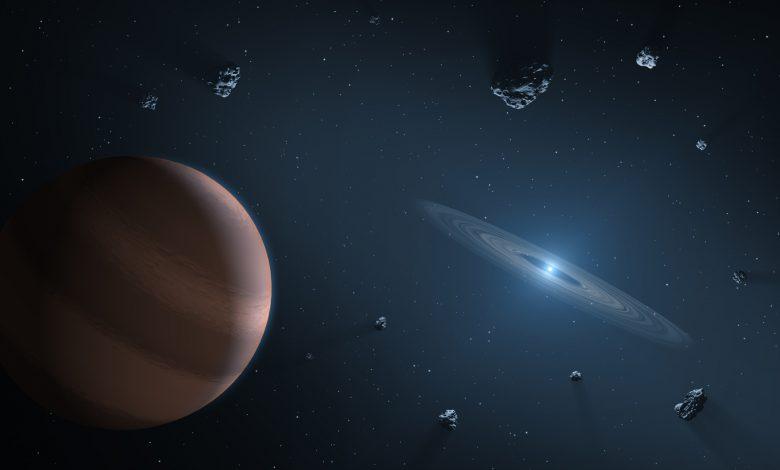 کشف سیاره ای جوان در نزدیکی زمین