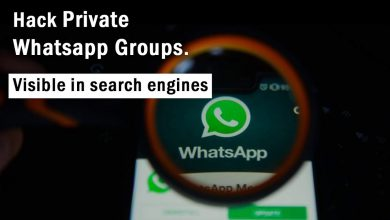 Photo of نمایش گروههای واتساپ در سرچ گوگل