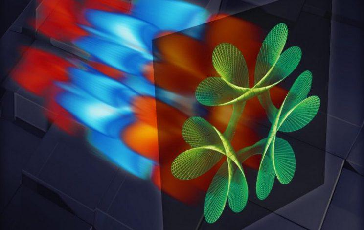 دوربینی برای مشاهده درون اجسام با کمک اشعه لیزر