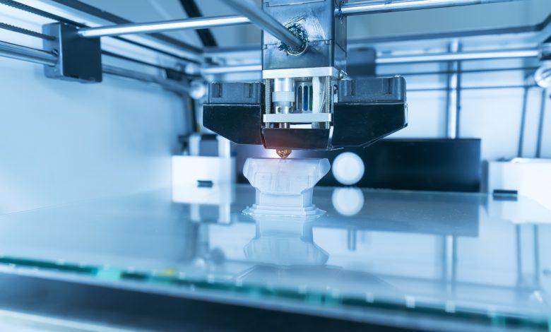 تهیه محافظهای بهداشتی با کمک پرینترهای سه بعدی
