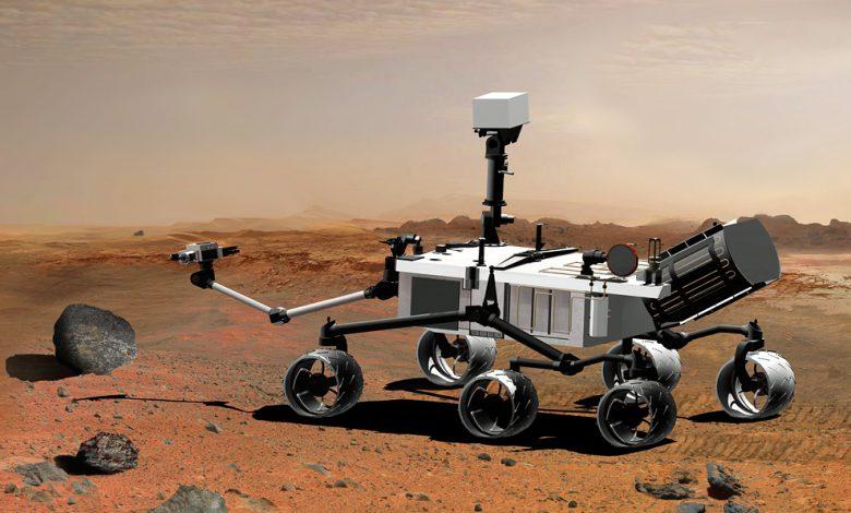 کاوشگر استقامت ناسا به همراه 11 میلیون اسم سفر خود را آغاز خواهد کرد