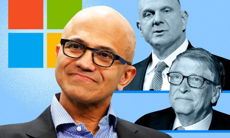 مدیرعامل بخش ویندوز مایکروسافت تعویض شد؛ ظهور چشم انداز جدید در مایکروسافت