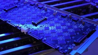 Photo of سیستم تحقیقاتی نورومورفیک اینتل از 768 تراشه تشکیل شده است
