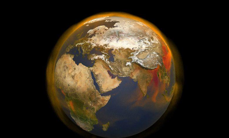 ناسا در تلاش برای ردگیری گاز متان در زمین