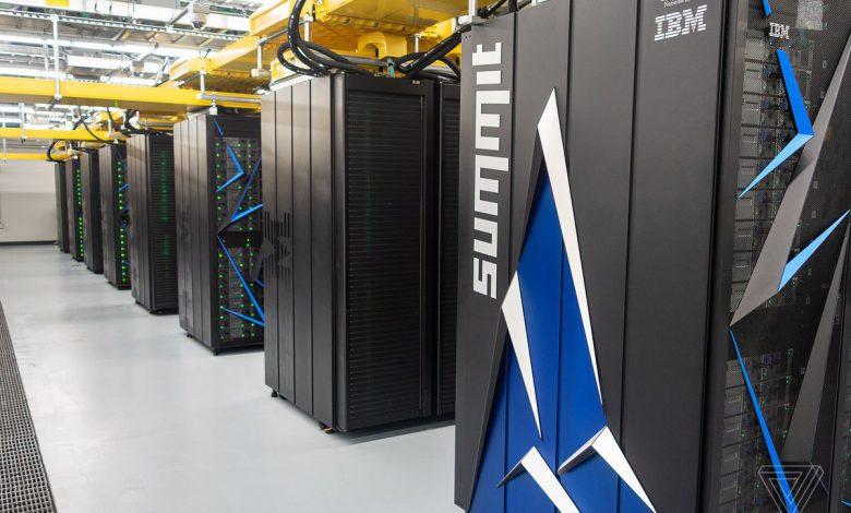 استفاده از سوپر کامپیوتر IBM برای تحقیقات علیه ویروس کرونا