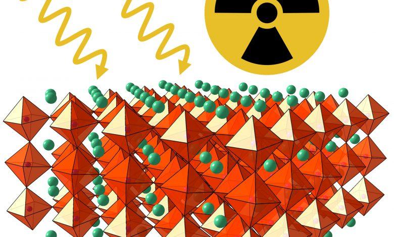 تولید آجرهایی که می توانند مواد رادیو اکتیو را شناسایی کنند