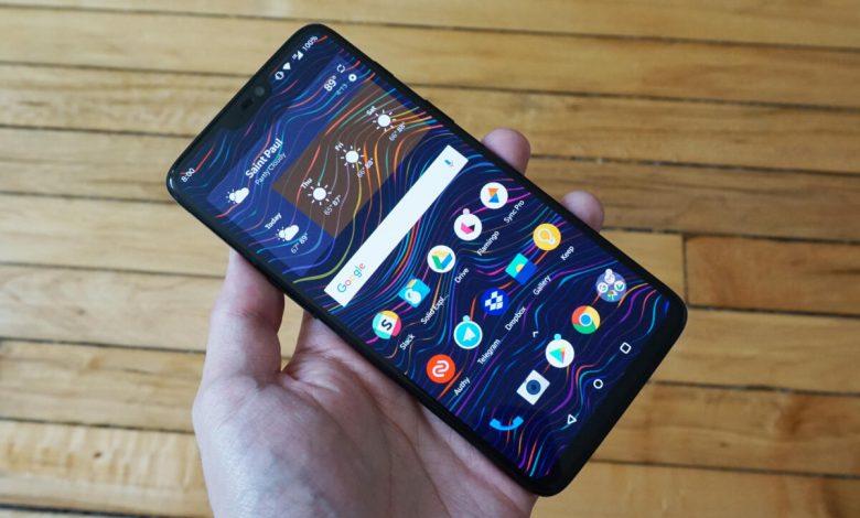 فناوری نمایشگرهای همیشه روشن در گوشی های وانپلاس