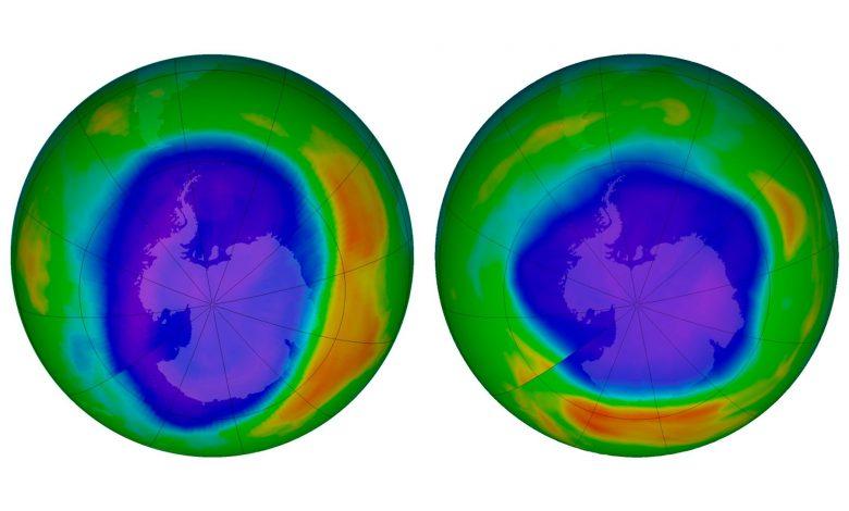محققان از ترمیم لایه ازون در منطقه جنوبگان خبر داده اند