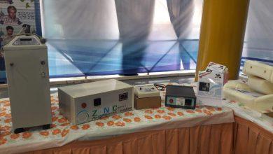 Photo of تولید ازون به کمک دستگاه مولد و ضدعفونی کردن محیط از ویروس کرونا