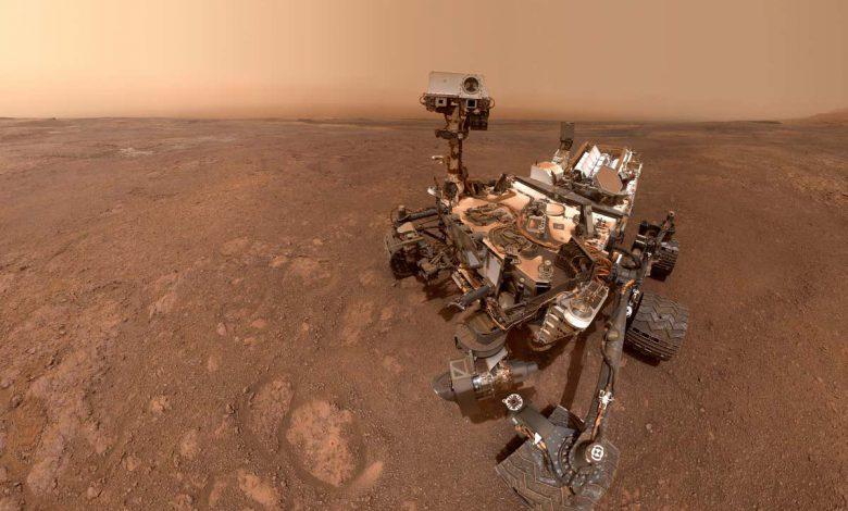 نشانه های جدیدی که وجود حیات در مریخ را اثبات میکند
