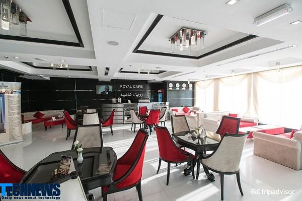 هتل رویال گراند سوئیت