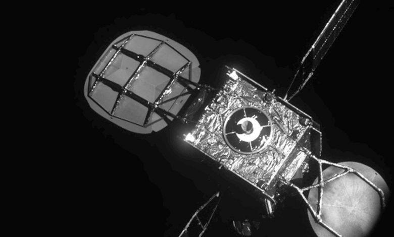 برای اولین بار یک ماهواره توسط فضاپیما تعمیر شد