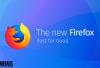 نسخه جدید مرورگر فایرفاکس با امکانات بیشتر منتشر شد