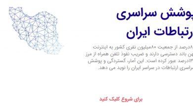 Photo of آذری جهرمی: برای تست سرعت از سایت نتسنجپلاس استفاده کنید