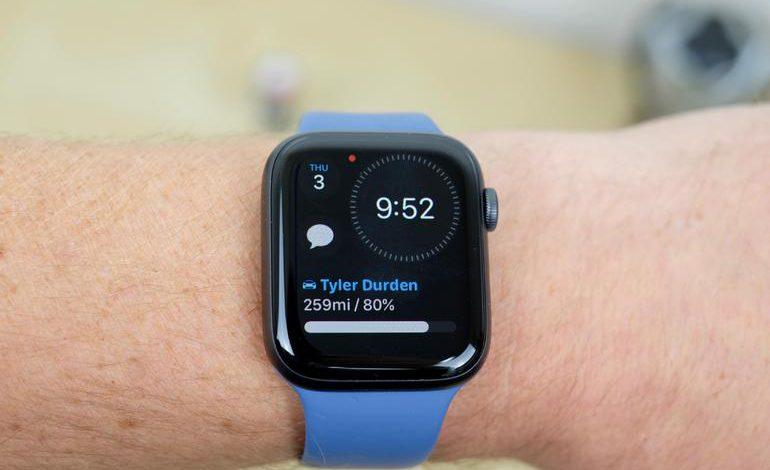 پایش سلامتی روحی در سری جدید اپل واچ