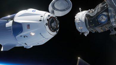 Photo of فضاپیمای سرنشیندار دراگون اسپیس ایکس با موفقیت به فضا پرتاب شد