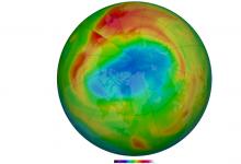 Photo of محققان از کشف حفرهای در لایه ازون بر فراز قطب شمال خبر دادند