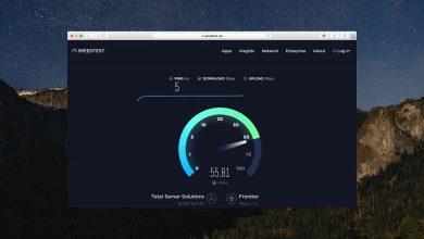 Photo of گزارش Speedtest از کاهش سرعت اینترنت در ایران حکایت دارد