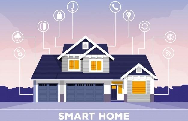 تمام ویژگی های خانه هوشمند و لاکچری در سال 2020 |